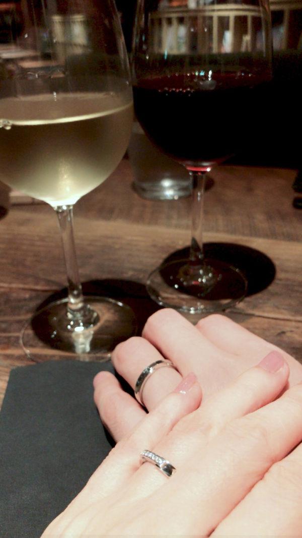 ワインとペアリング
