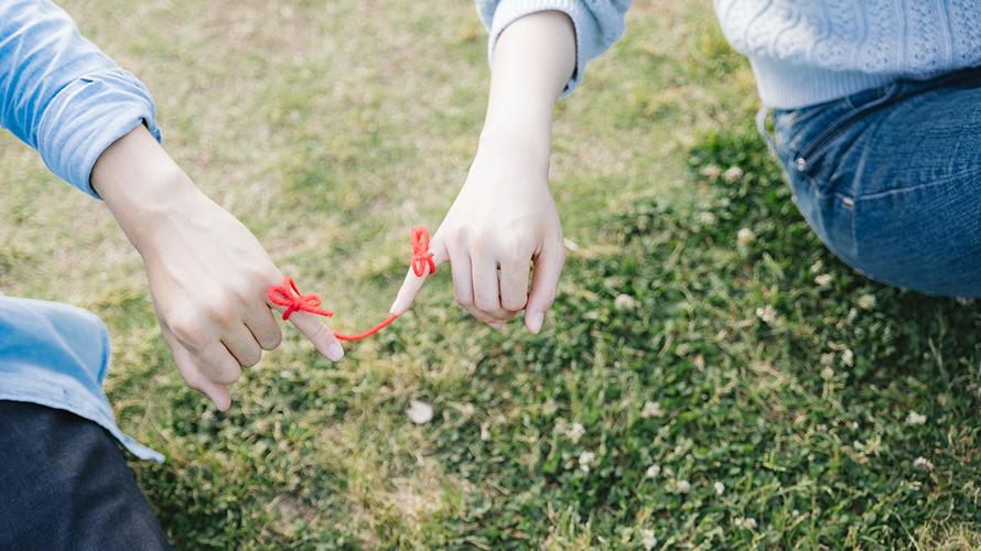 初デートで手を繋ぐ
