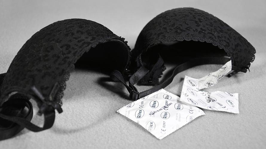 ラテックス製コンドーム